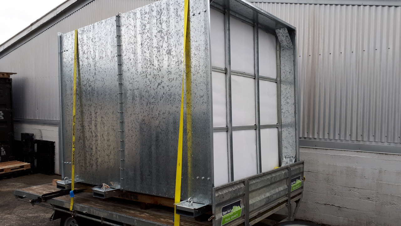 Air Handling Unit With Filters Vent Tech Ventilation